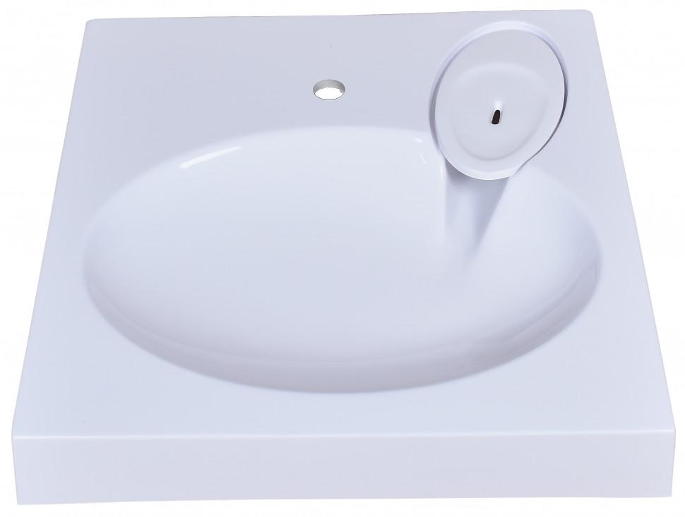 Раковина над стиральной машиной 60,4х60,2 см Stella Polar Миро SP-00000239 фото