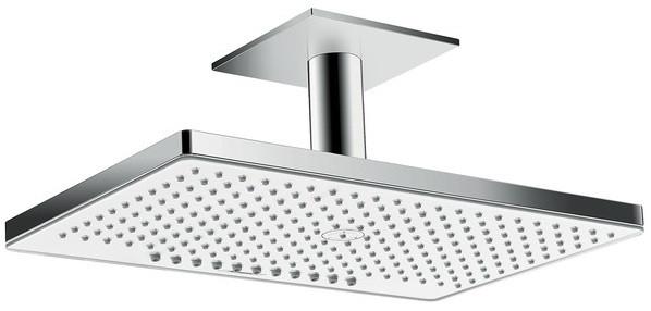 Верхний душ, потолочное подсоединение 100 мм Hansgrohe Rainmaker Select 460 2jet 24004400