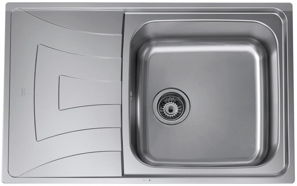 Кухонная мойка Teka Universo MAX 79 1B 1D полированная сталь 115120004 фото