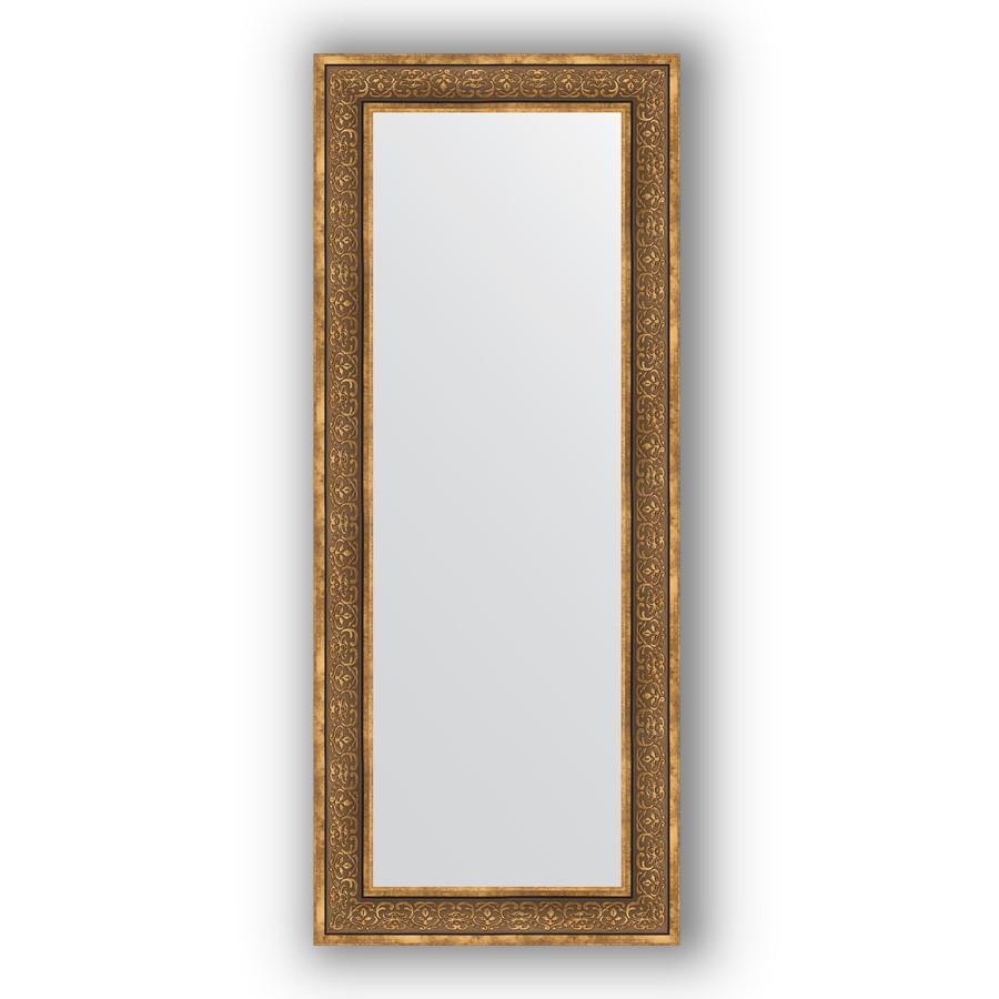 Зеркало 63х153 см вензель бронзовый Evoform Definite BY 3127 зеркало evoform definite 153х63 вензель бронзовый