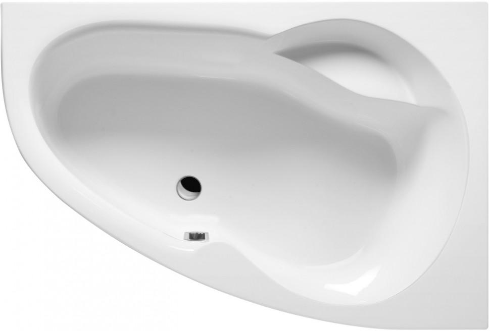 Акриловая ванна 150х95 см правая Excellent Newa Plus WAEX.NEP15WH цена