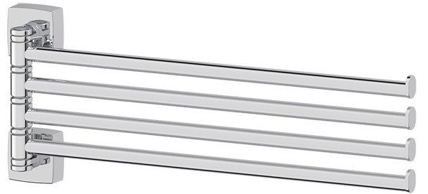 Полотенцедержатель 36,4 см FBS Esperado ESP 046 крючок четверной fbs esperado esp 004