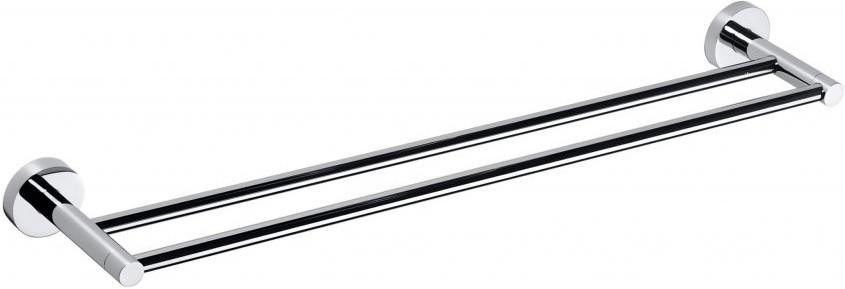 Полотенцедержатель двойной 65,5 см Bemeta Omega 104104052
