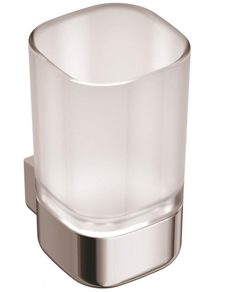 Держатель со стаканом Ideal Standard SoftMood A9139AA крючок ideal standard softmood a9145aa