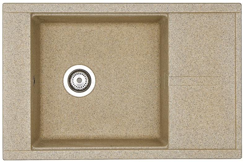 Кухонная мойка Акватон Делия песочный 1A715132DE220 кухонная мойка акватон делия латте 1a718632de260