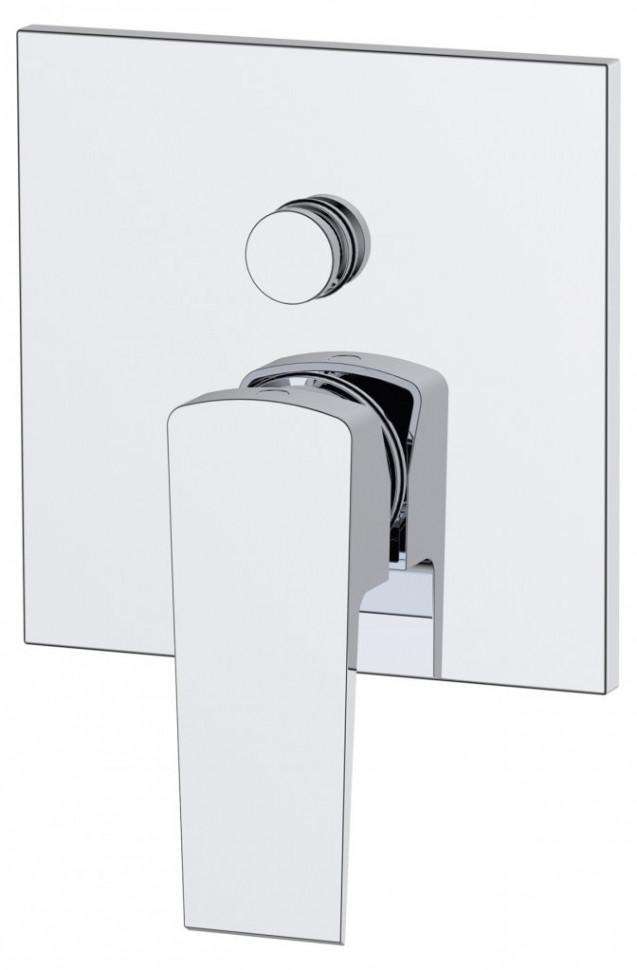 Двухпозиционный смеситель для ванны BelBagno Arlie ARL-BDM-CRM двухпозиционный смеситель для ванны belbagno arlie arl bdm crm