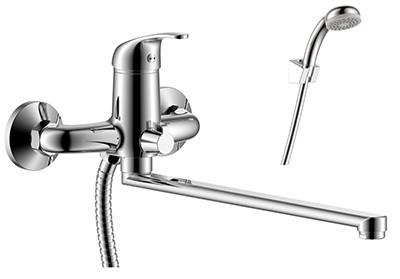 Смеситель для ванны Rossinka Y Y35-32 смеситель mofem trigo 141 0061 32 для ванны