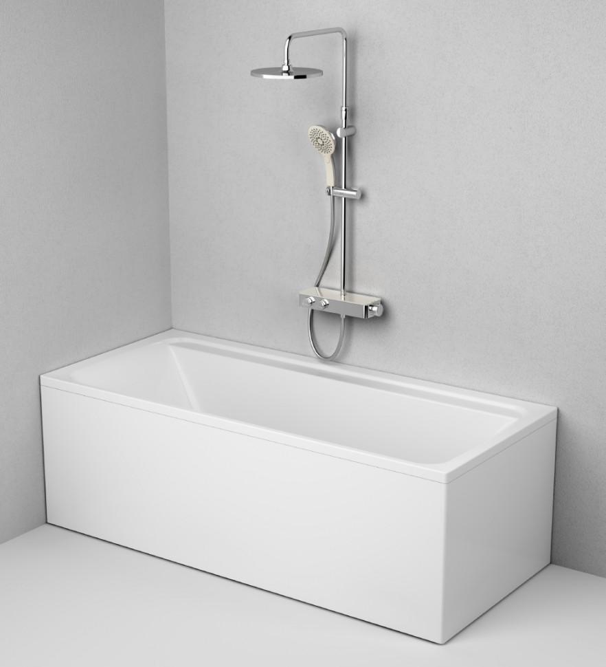 Фото - Акриловая ванна 170х75 см Am.Pm Inspire 2.0 W52A-170-075W-A панель фронтальная am pm inspire v2 0 w52a 170 075w p