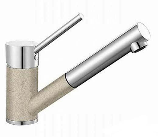Blanco Antas-S 515353 Смеситель для кухни смеситель для кухни blanco antas хром белый 515339