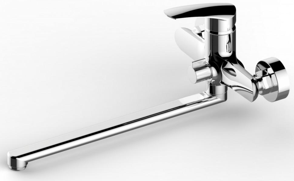Смеситель для ванны Elghansa Wieden New 5372909 смеситель для ванны elghansa hezerley 2365246