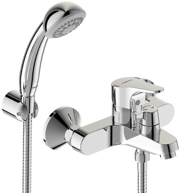 Смеситель для ванны Vidima Next BA371AA смеситель для ванны с коротким изливом vidima next ba371aa