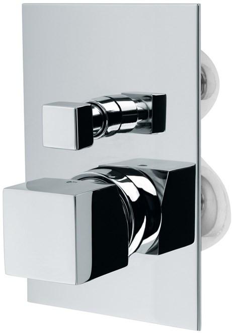 Смеситель для ванны Bossini Cube/3 Z004202.030