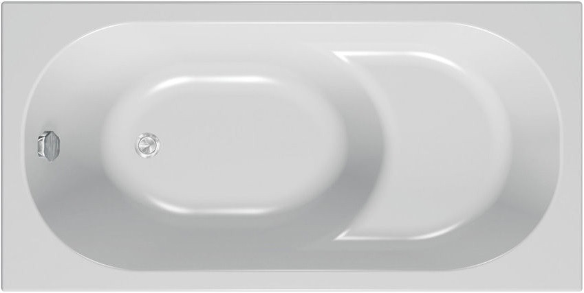 Акриловая ванна 140х70 см Kolpa San Tamia/S Quat акриловая ванна kolpa san voice quat 150x95 r air