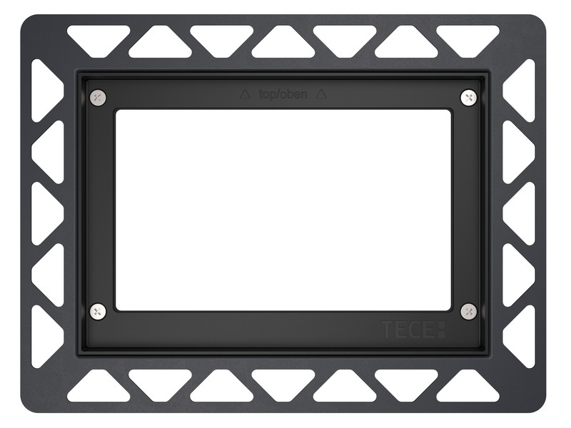 Монтажная рамка черный Tece 9240647 монтажная рамка tece square 9240648