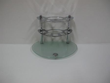 Держатель зубных щеток и зубной пасты настольный Rainbowl Aqua 0039-9 цены онлайн