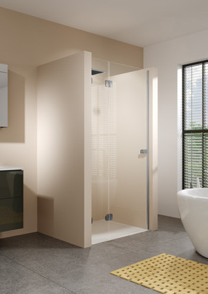 Душевая дверь 783 см Riho Scandic Soft Q104 L GQ0040201 прозрачное.