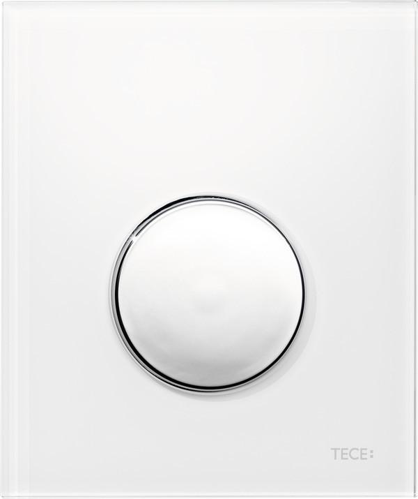 Смывная клавиша для писсуара TECE TECEloop белый/глянцевый хром 9242627 фото
