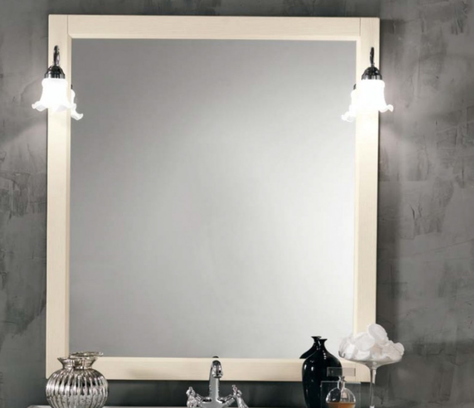 зеркало 98х70 см серебро eban selene fcrsl098a Зеркало 70х98,5 см пергамон Eban Lusso FCRLS070PGpergamon
