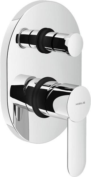 Смеситель для ванны Nobili Sand SA99100CR