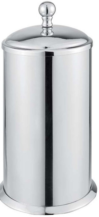 Контейнер для ватных дисков Cezares Aphrodite APHRODITE-PC-01-M контейнер для ватных дисков cezares aphrodite aphrodite pc 01 m