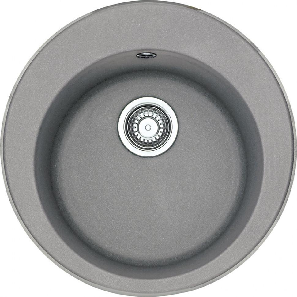 Кухонная мойка Franke Ronda ROG 610-41 серый 114.0175.160 кухонная мойка franke rog 610 41 графит