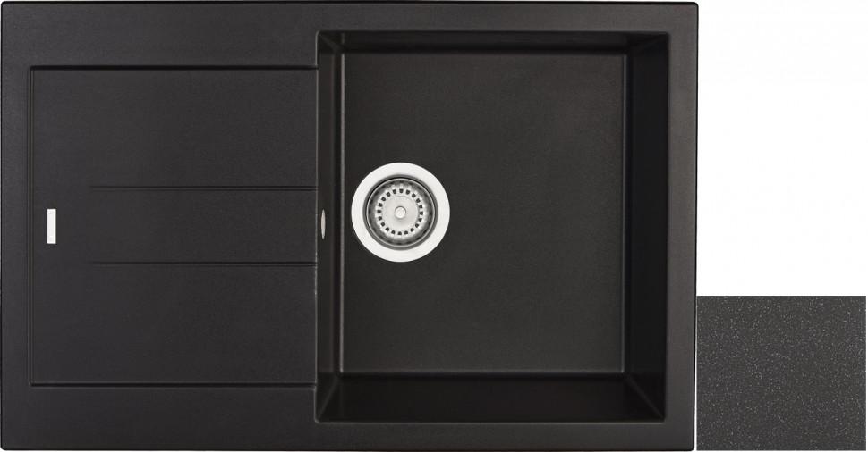 цена на Кухонная мойка лава Longran Amanda AMG780.500 - 40
