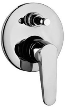 Смеситель для ванны Paini Ventus 93CR691 термостат для ванны paini lady 89op105thkm