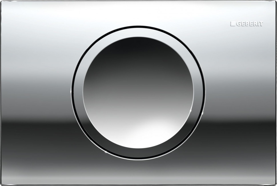 Фото - Смывная клавиша Geberit Delta11 глянцевый хром для одинарного смыва 115.120.21.1 смывная клавиша geberit sigma10 глянцевый хром матовый хром глянцевый хром для одинарного смыва 115 758 kh 5