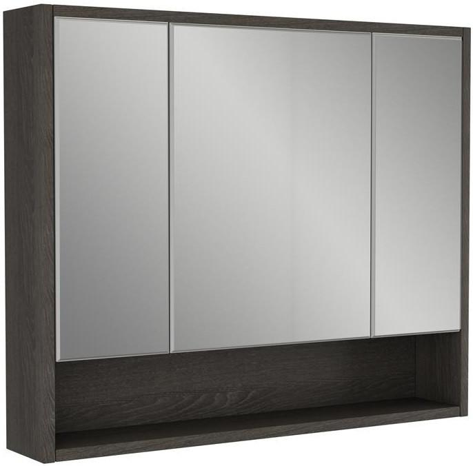 Зеркальный шкаф 90х70 см дуб кантенбери Alvaro Banos Toledo 8409.8022 душевой уголок alvaro banos toledo toledo s90 10 cromo