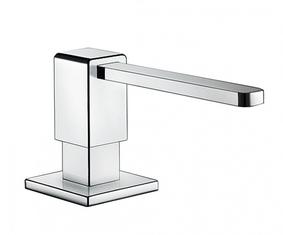 Дозатор жидкого моющего средства 0,25 Blanco Levos Зеркальная полированная сталь 517586 дозатор blanco 517587
