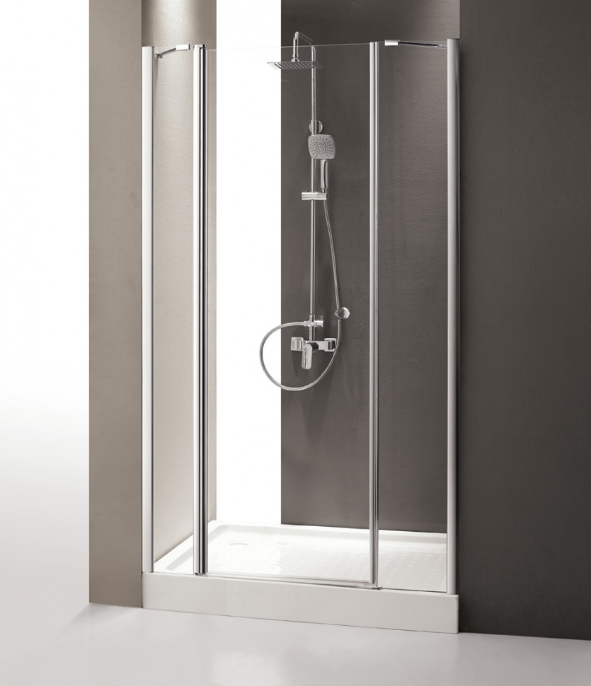 Душевая дверь распашная Cezares Triumph 195 см прозрачное стекло TRIUMPH-D-B-13-100+60/40-C-Cr-L душевая дверь распашная cezares triumph 160 см прозрачное стекло triumph d b 13 40 60 60 c cr r
