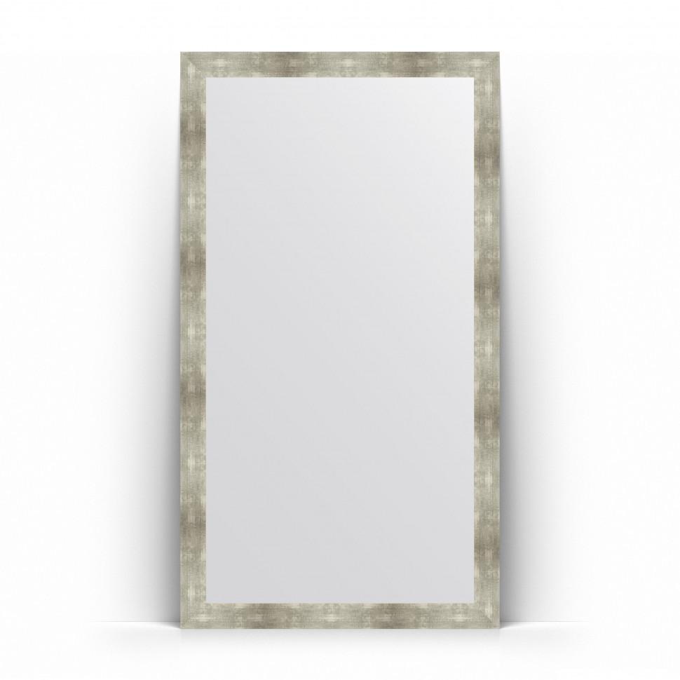 Фото - Зеркало напольное 111х201 см алюминий Evoform Definite Floor BY 6024 зеркало напольное 111х201 см чеканка золотая evoform definite floor by 6020