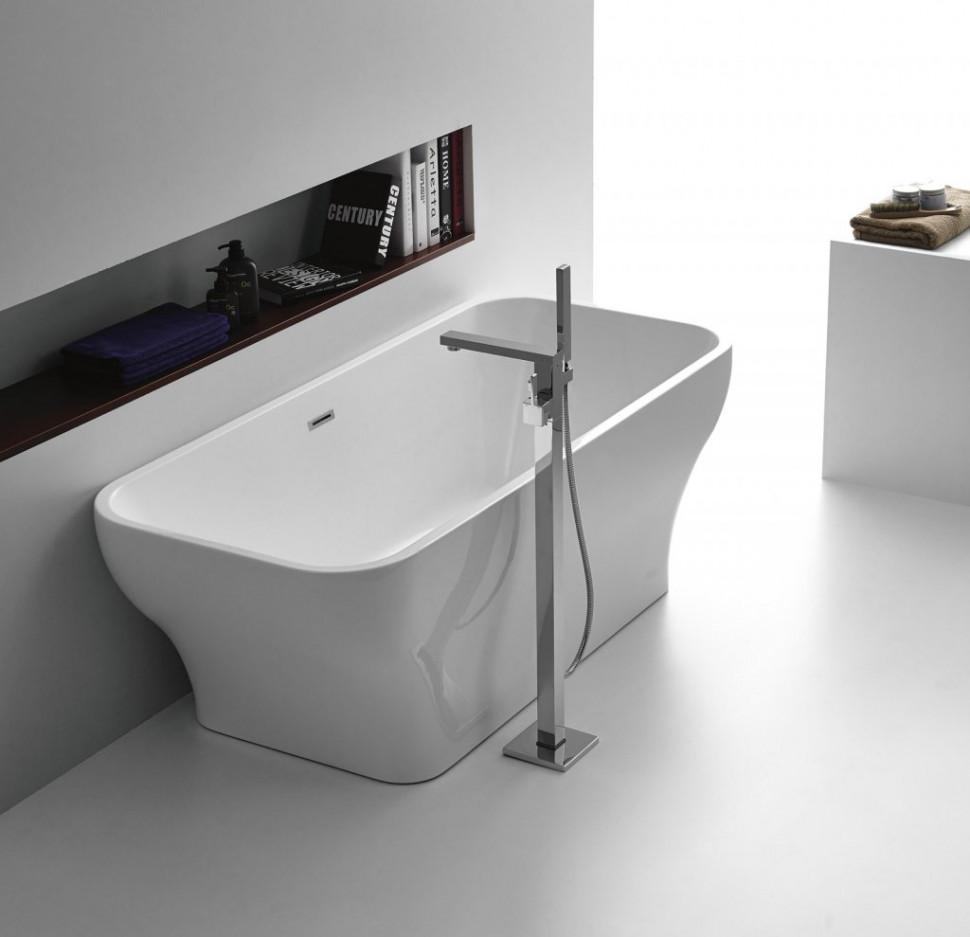 Акриловая ванна 170х75 см BelBagno BB73-1700 акриловая ванна belbagno bb80 1700