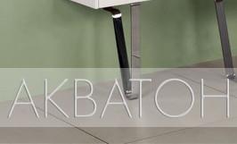Ножка для шкафа-колонны Блент Акватон 1A162403BL000 тумба акватон блент 80