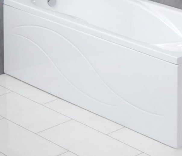Панель фронтальная 170 см BelBagno BB103-170-SCR каркас для ванны belbagno bb103 170 75 mf