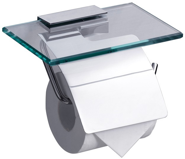 цена Держатель туалетной бумаги Rush Edge ED77131 онлайн в 2017 году