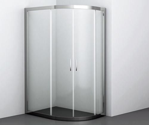 Душевой уголок 120х90 см WasserKRAFT Isen 26S24 прозрачное