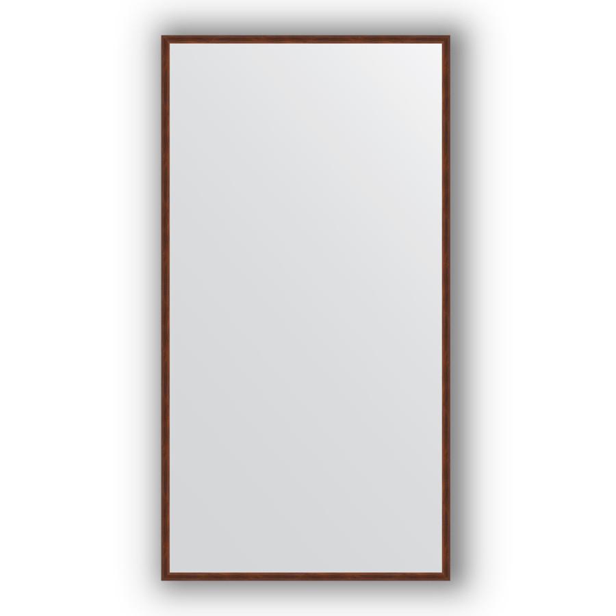 Зеркало 68х128 см орех Evoform Definite BY 0740 зеркало evoform definite 44х34 орех