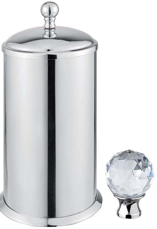 Контейнер для ватных дисков Cezares Aphrodite APHRODITE-PC-01-Sw контейнер для ватных дисков cezares aphrodite aphrodite pc 01 m