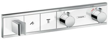 Термостат для 2 потребителей Hansgrohe RainSelect 15355400