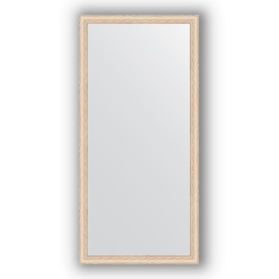 Фото - Зеркало 74х154 см беленый дуб Evoform Definite BY 1116 зеркало evoform definite 104х54 беленый дуб