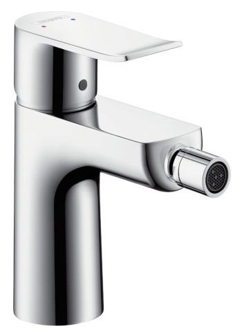 Смеситель для биде с донным клапаном Hansgrohe Metris 31280000 цена