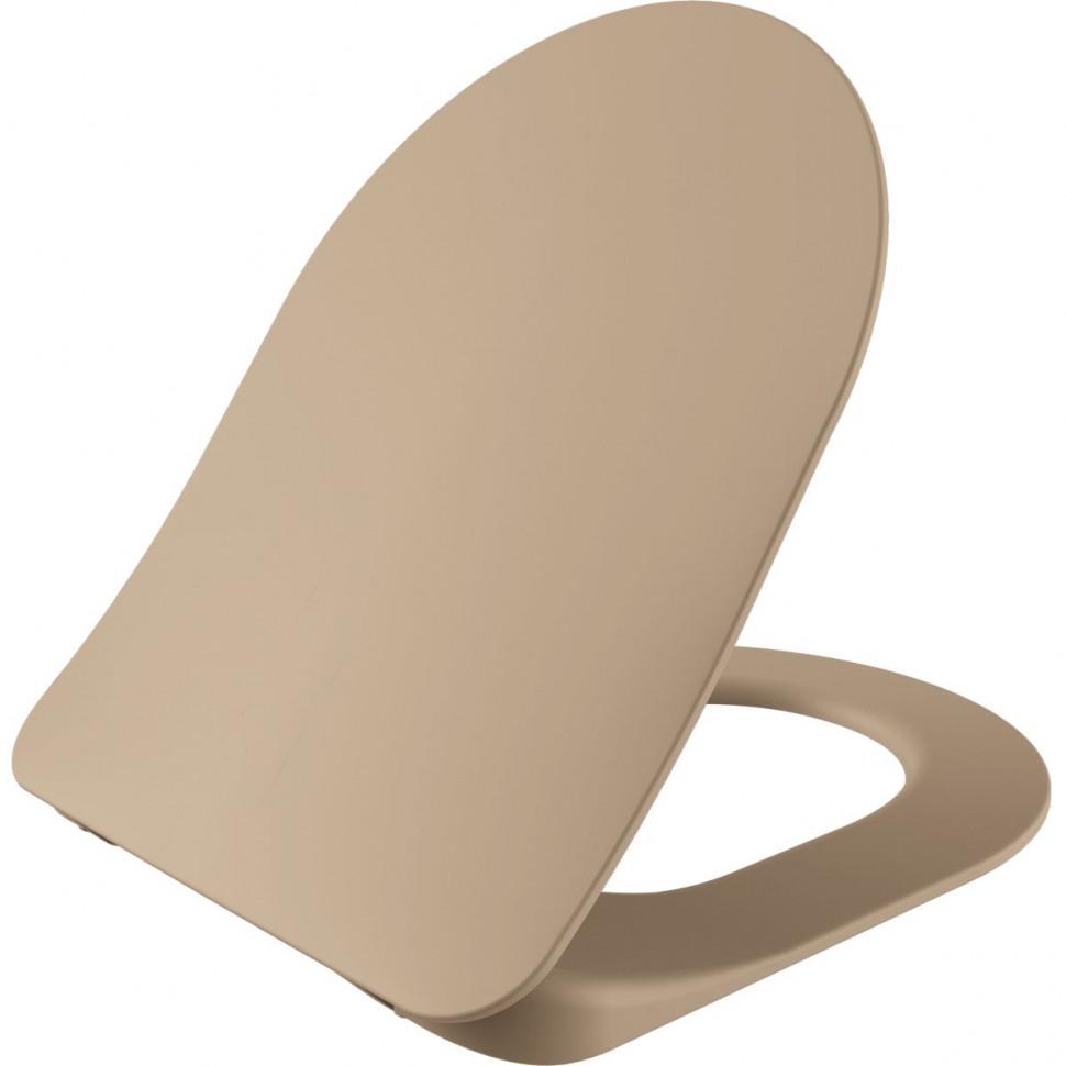 Сиденье для унитаза с микролифтом Creavit Duck KC0903.01.0800E