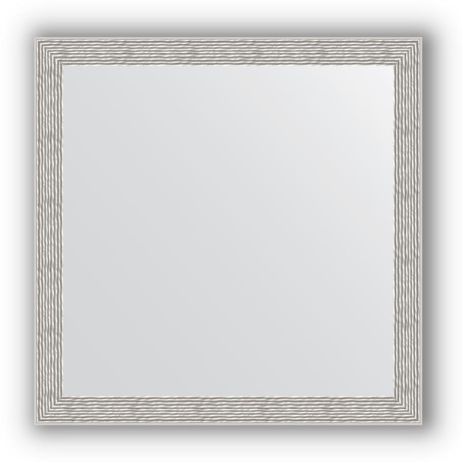 Зеркало 61х61 см волна алюминий Evoform Definite BY 3134