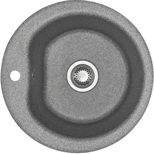 Кухонная мойка серый Акватон Мида 1A712732MD230