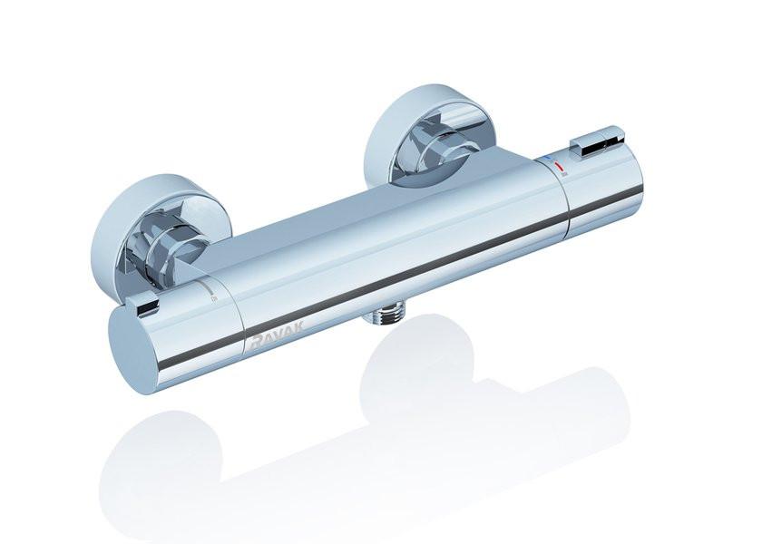 Термостат для душа Ravak Термо TE 072.00/150 термостат для душа ravak termo 200 te 072 00 150 x070051