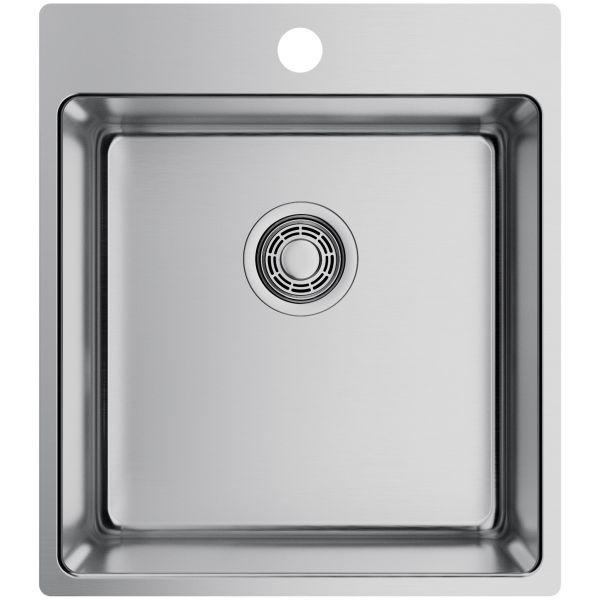 Кухонная мойка нержавеющая сталь Omoikiri Amadare 45-IN цена