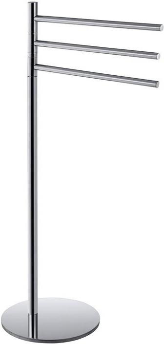 Стойка с тройным поворотным держателем для полотенец Bemeta Omega 104836032