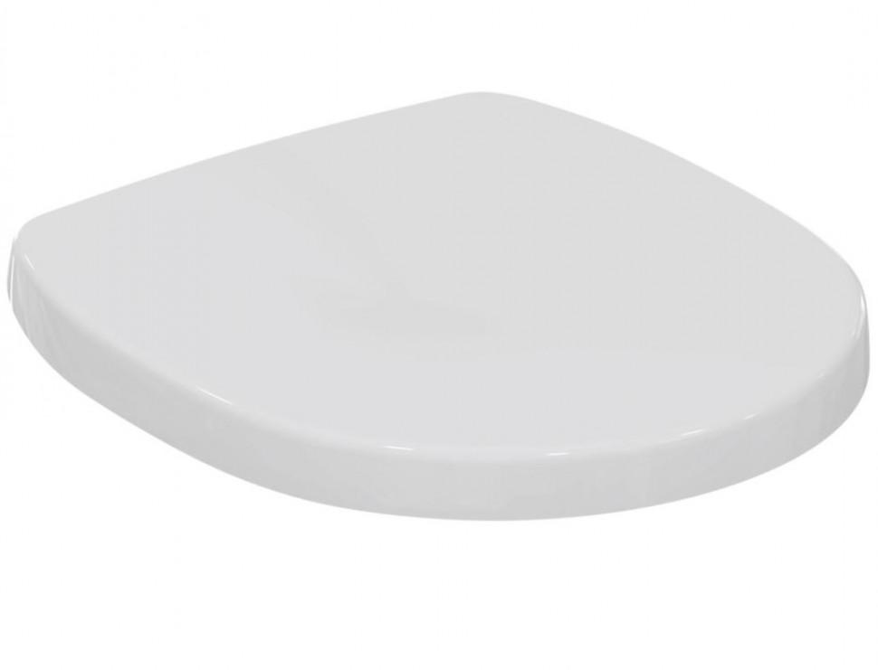Крышка-сиденье с микролифтом Ideal Standard Connec Space E129101