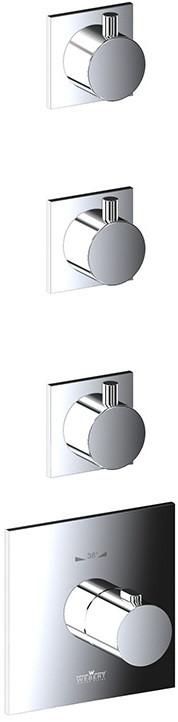 Термостат для ванны Webert Elio EL971502015